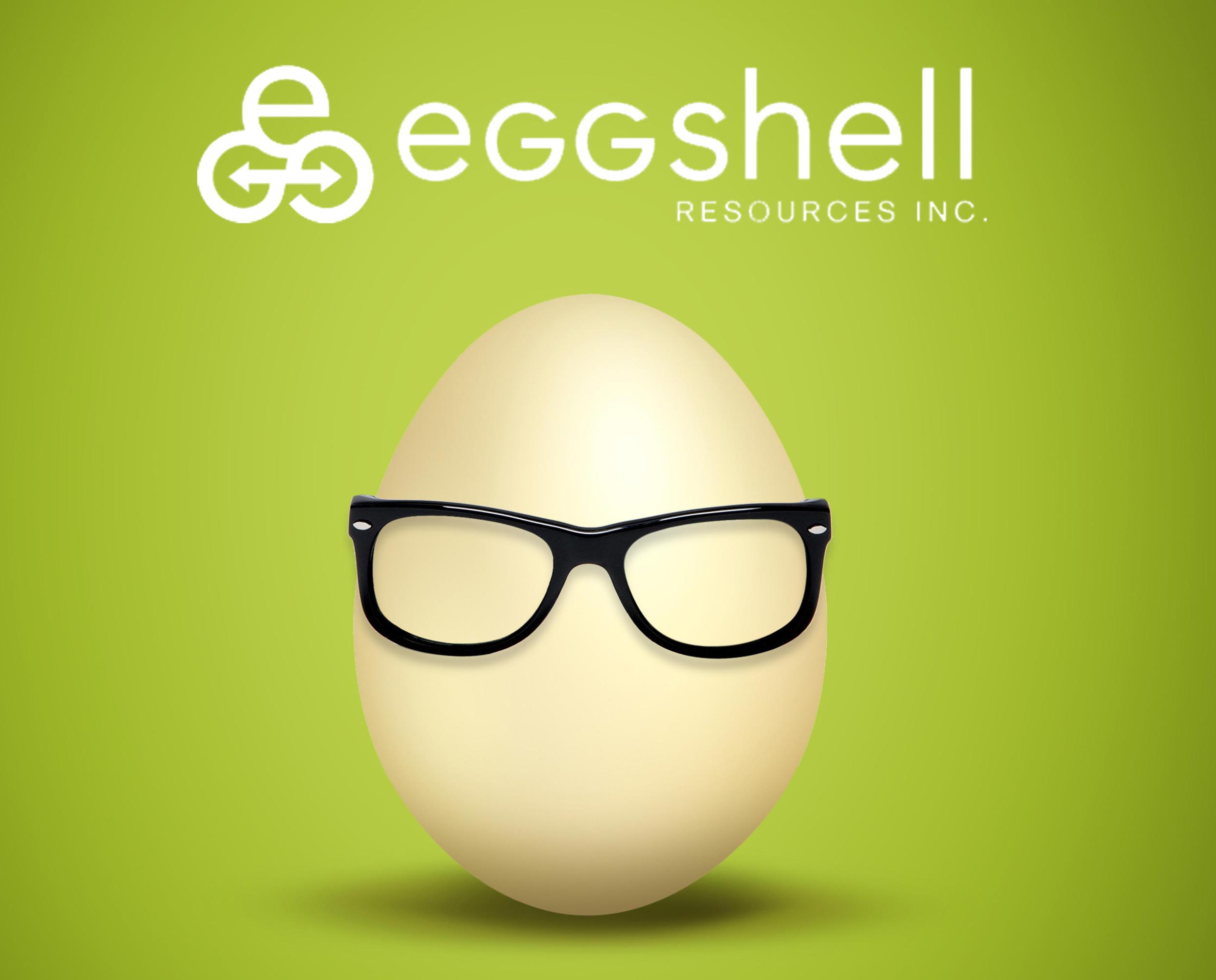 Eggshell Resources branding