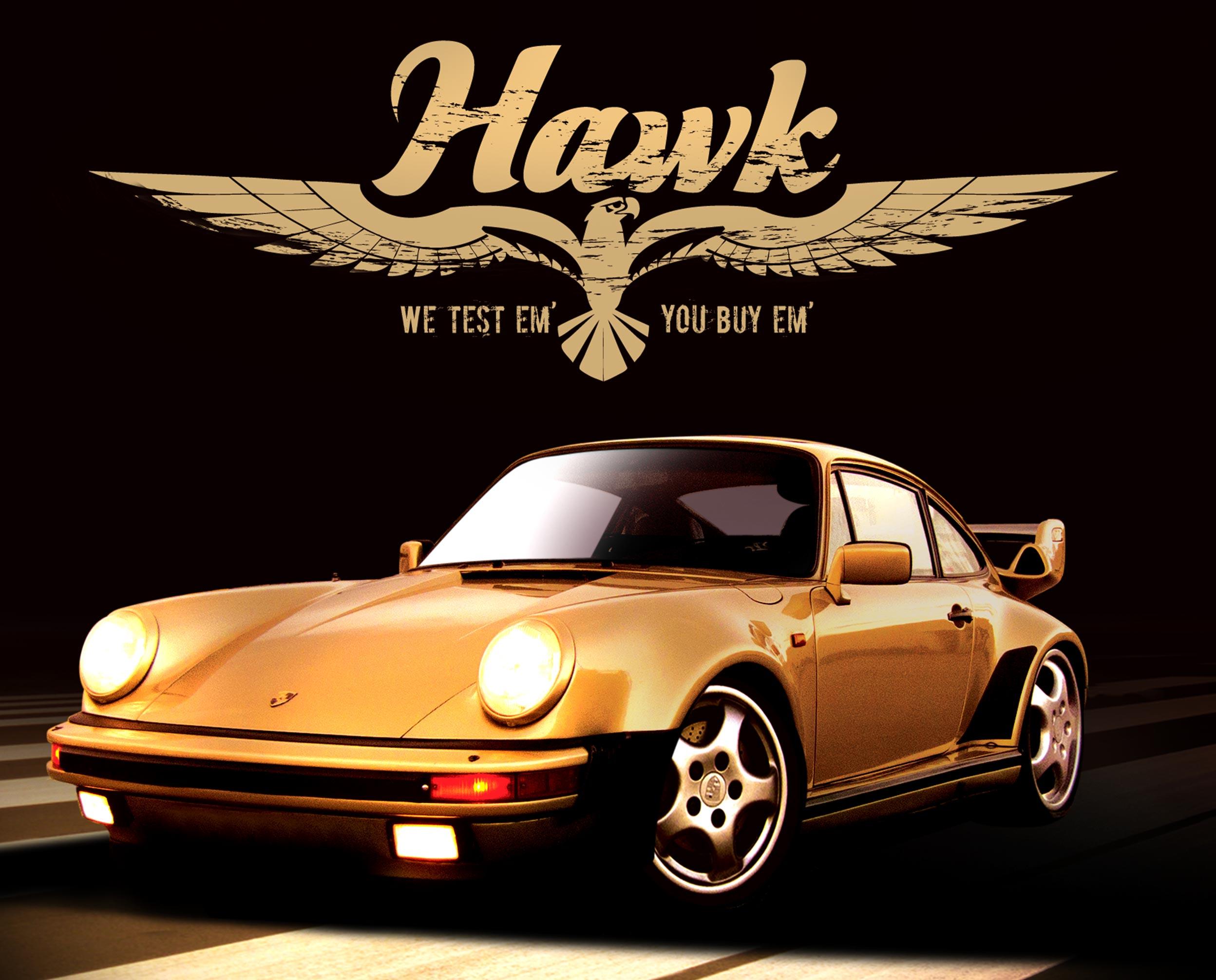 Hawk branding & publication design