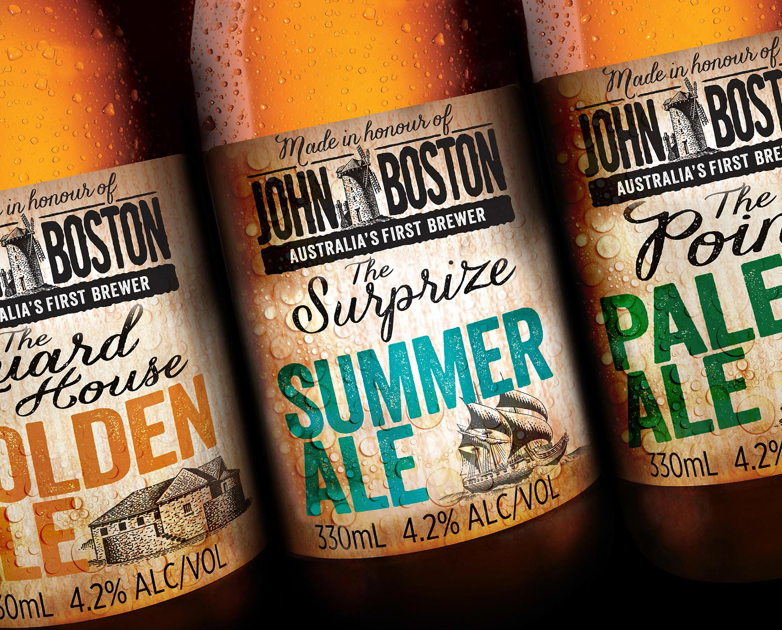 John Boston refresh & extension