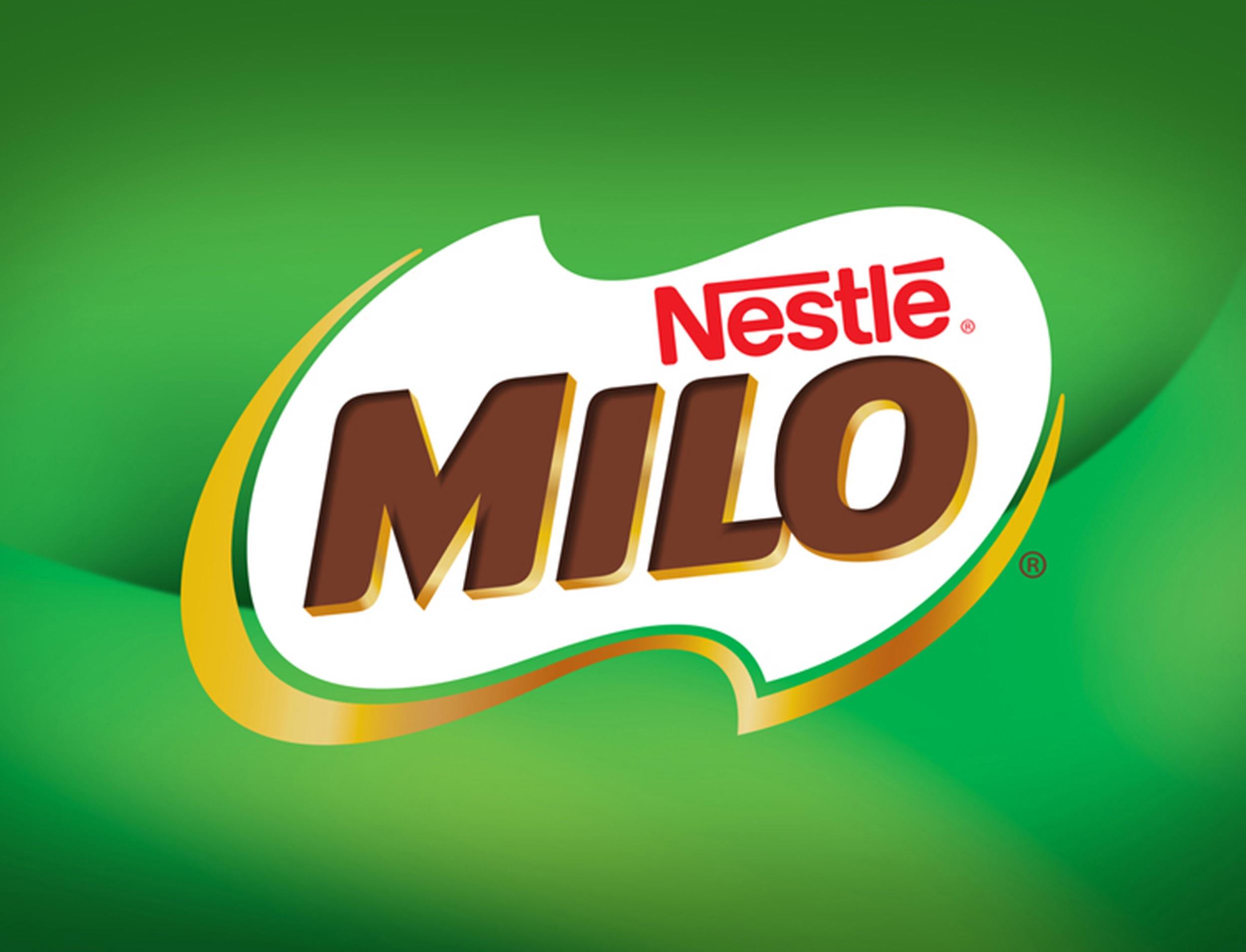 Nestlé Milo refresh & line extension