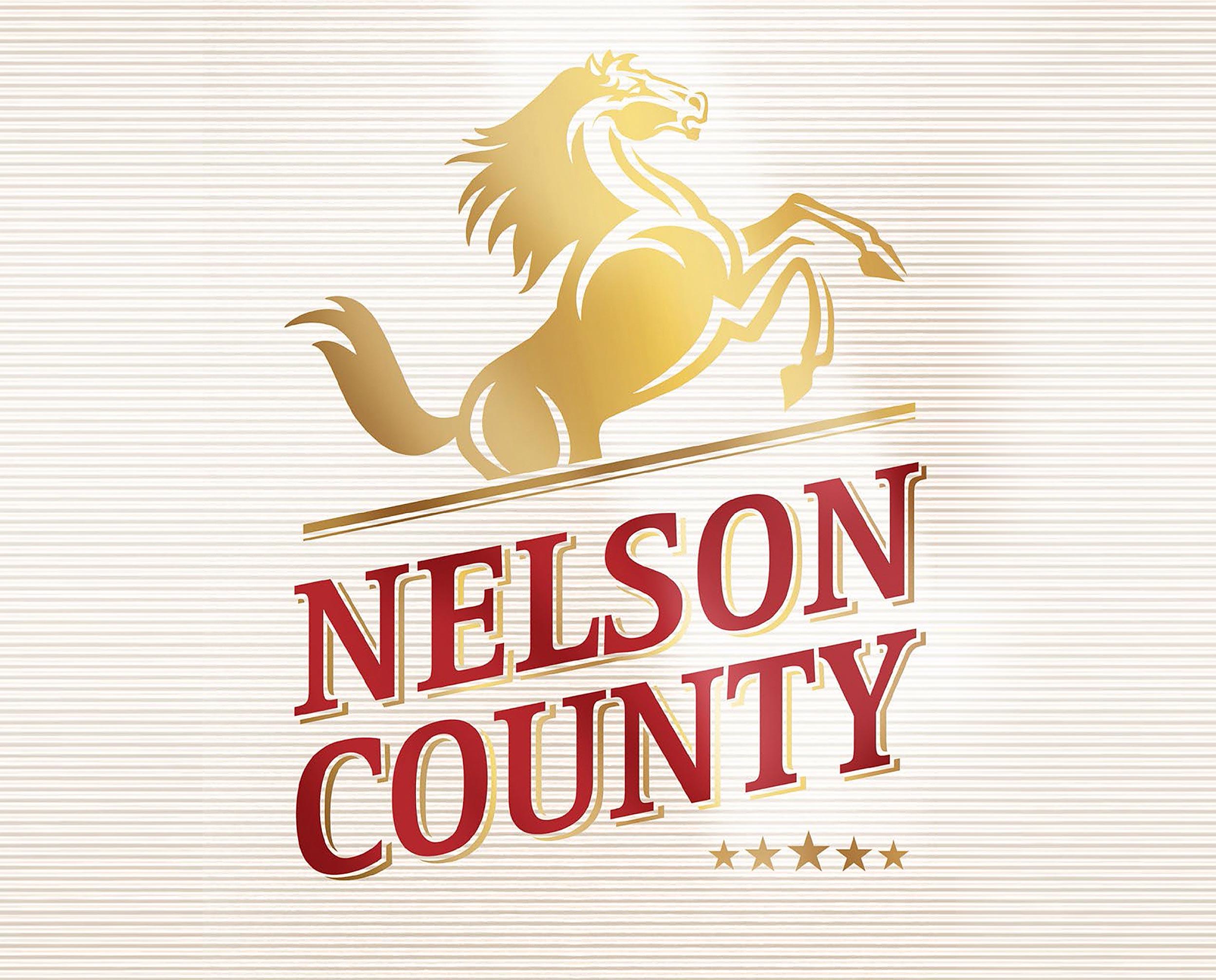 Nelson County brand refresh