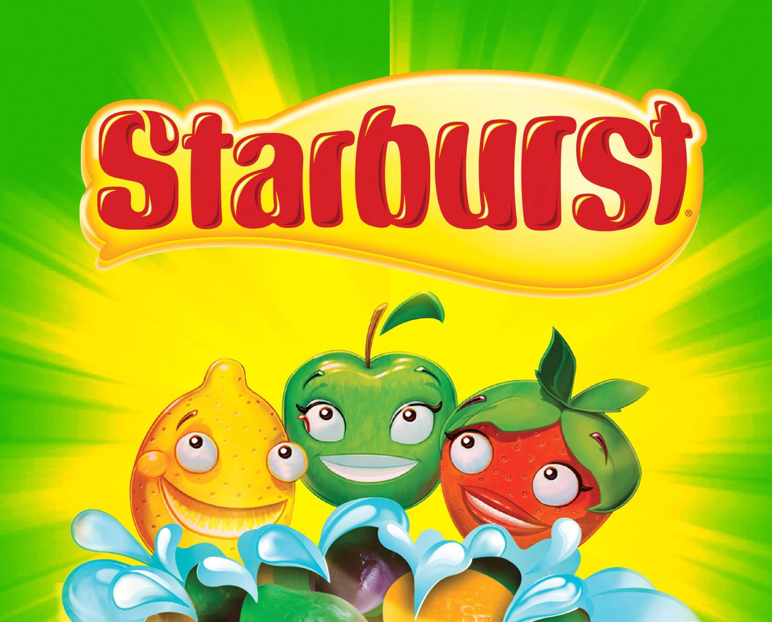 starburst branding